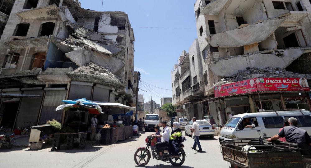 敘外交部:敘政府為願意撤離伊德利卜的平民開闢人道主義走廊