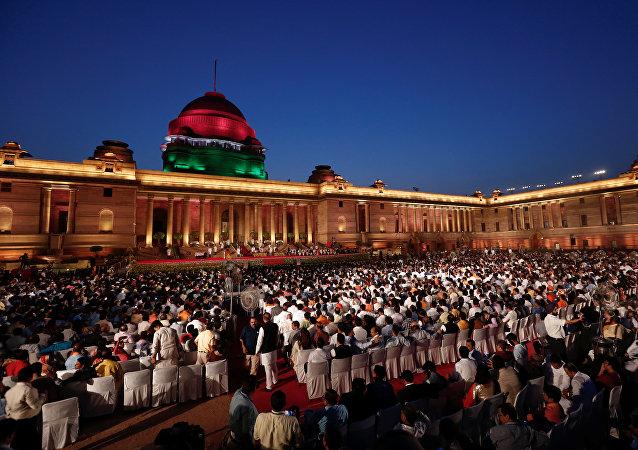 巴基斯坦總理:希望印度總理能以對話解決兩國分歧