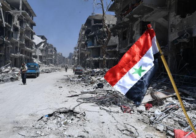 新一輪敘利亞問題阿斯塔納和談將於10月在哈薩克斯坦舉行