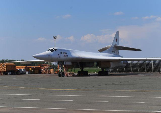 最新的圖-22M3M轟炸機被進行了測試