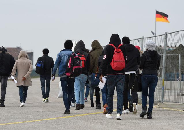 移民在德國