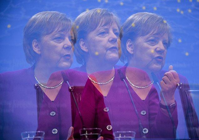 德國工業聯合會:默克爾領導的政府已失去大部分信任