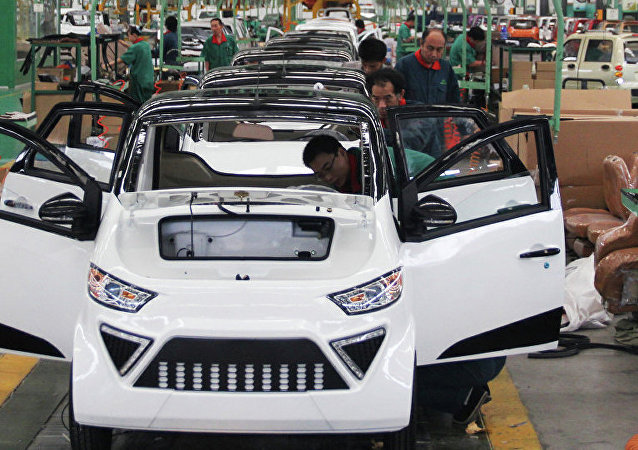 中國正在吹破電動車市場泡沫