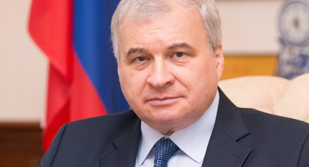 俄羅斯駐中國大使傑尼索夫
