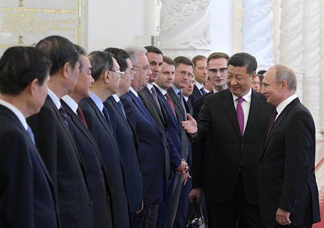 俄中將投資10億美元成立聯合科技創新基金