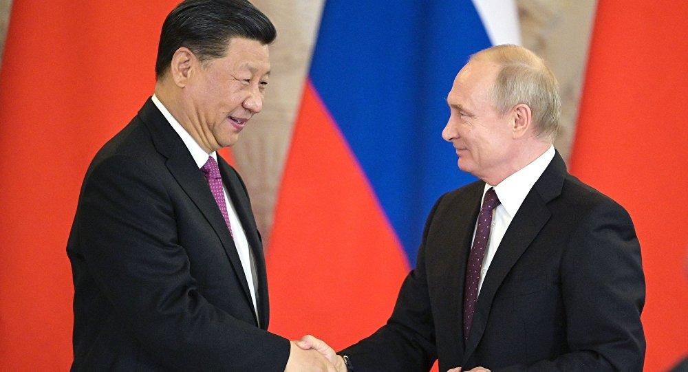 中俄提議制定一份保障文件防止太空軍備競賽