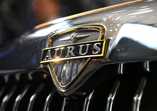 Aurus Senat 轎車售前降價1000萬盧布