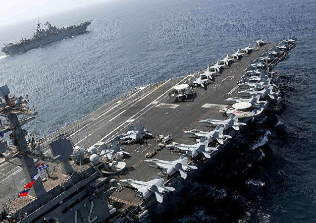 媒體:美國是否有足夠的財政資源將其軍艦數量增加到355艘?