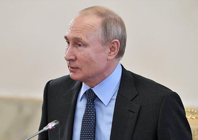 普京:俄羅斯和白俄羅斯不會也不可能合併