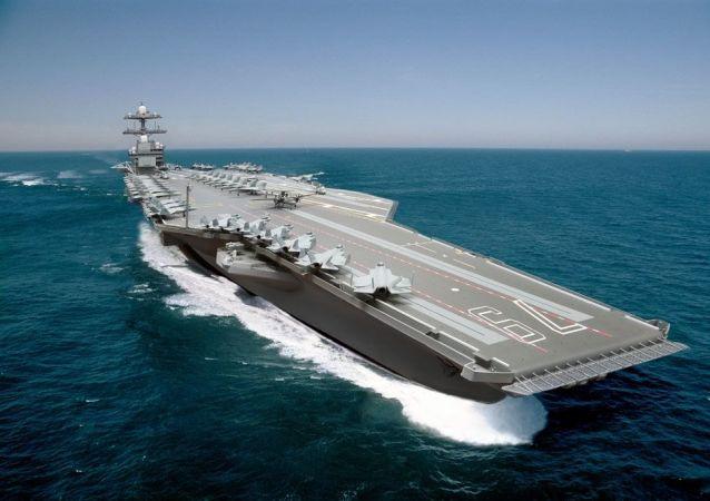 肯尼迪號航空母艦CVN-79