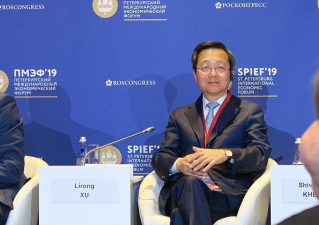 中國遠洋集團董事長許立宋