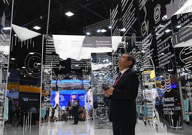 俄羅斯中國總商會會長:中國企業定會積極參加今年的聖彼得堡國際經濟論壇和東方經濟論壇