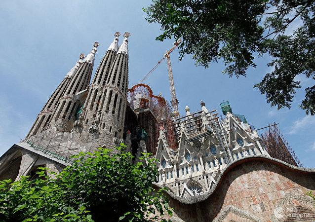 聖家堂大教堂在137年後終獲建造許可證