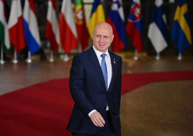 摩爾多瓦臨時總理帕維爾·菲利普