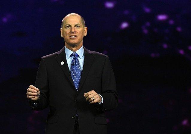 美國消費技術協會(CTA)總裁兼首席執行官蓋瑞·夏培羅(Gary Shapiro)