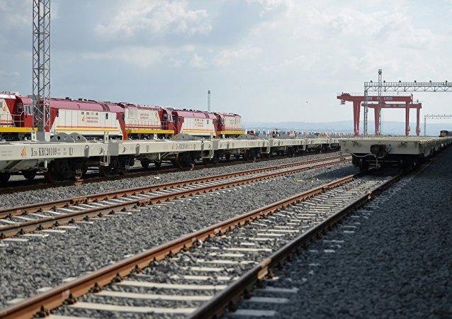 烏茲別克斯坦-吉爾吉斯斯坦-中國鐵路段建設取決於新冠疫情形勢