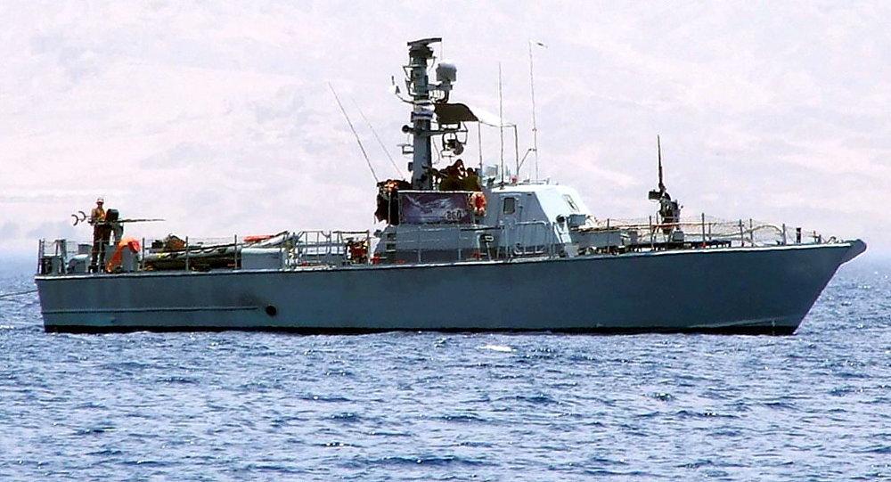 以色列Dabur型護衛艇