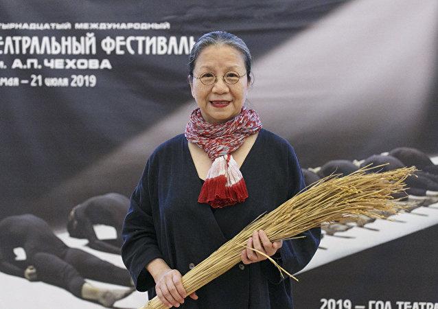 台灣無垢舞蹈劇場創始人林麗珍