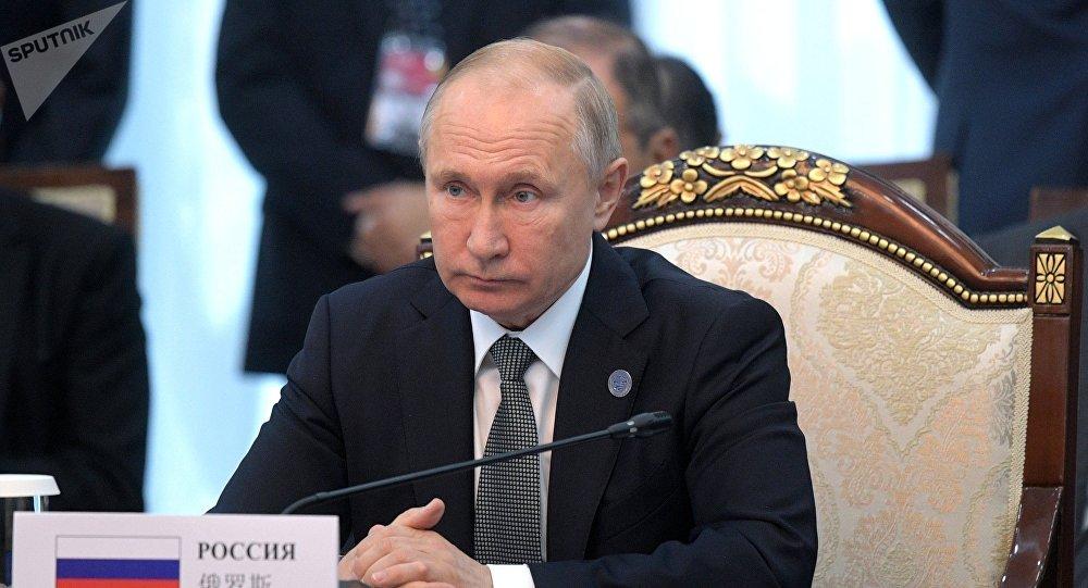 普京稱反恐是上合首要任務