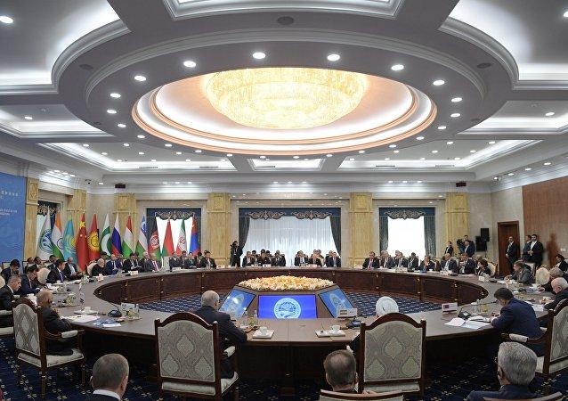 歐亞夥伴關係應建立在沒有政治和經濟利己主義的基礎之上
