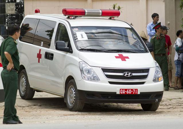越南救護車