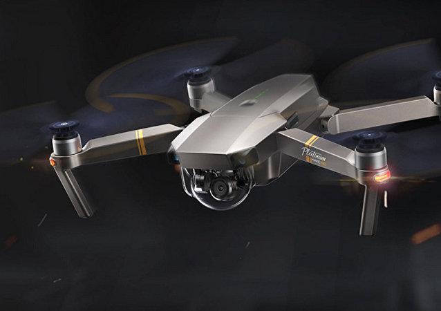 無人機巨頭DJI大疆創新首次亮相莫斯科航展