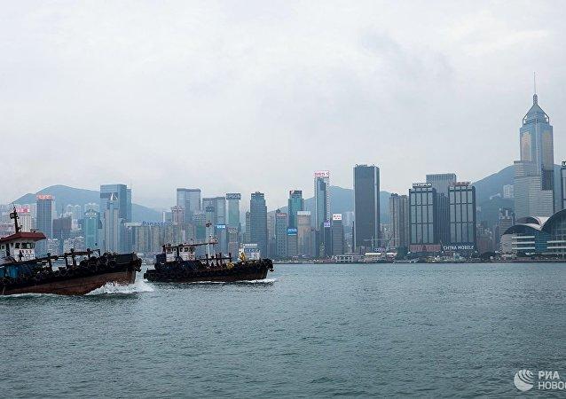 計劃在香港開設商務代表處分支機構