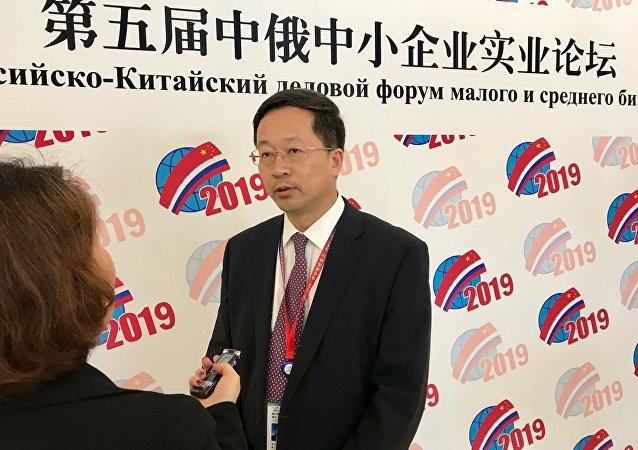俄羅斯中國總商會會長:中小企業應在新時代中俄經貿合作關係中發揮主力軍作用