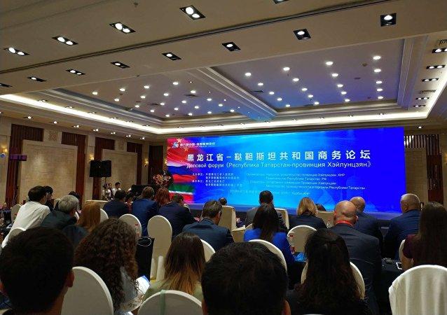王文濤:地方合作是促進中俄關係的重要力量和經濟發展的增長點