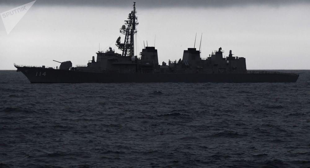 日媒:日本或在美國聯盟之外派軍艦前往霍爾木茲海峽