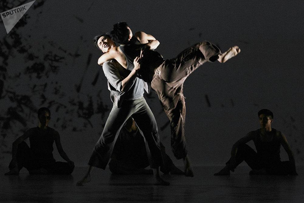 台灣現代舞蹈表演團體雲門舞集:《關於島嶼》