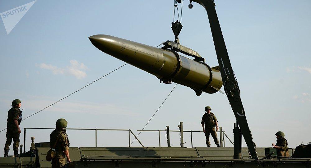 「伊斯坎德爾」導彈系統