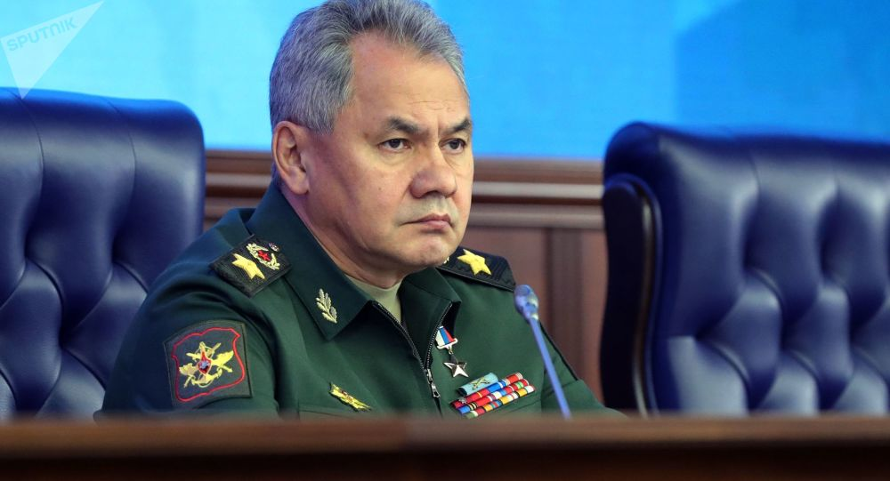 俄防長:制訂新的作戰理論是未來主要任務