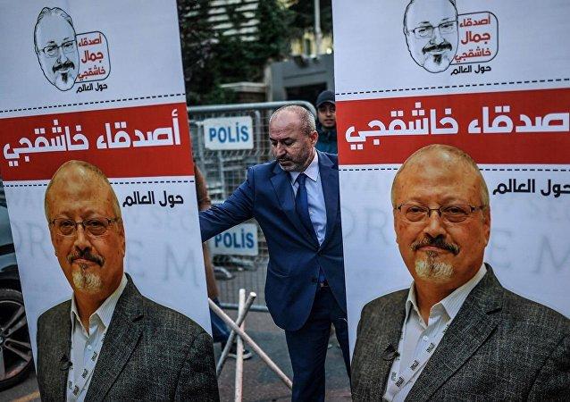 有證據表明沙特王儲參與記者卡舒吉被害案