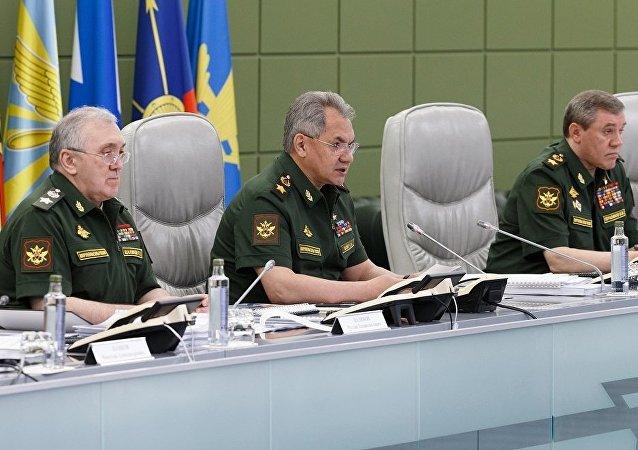 俄國防部長:莫斯科反導防衛系統的現代化升級將在2022年前完成