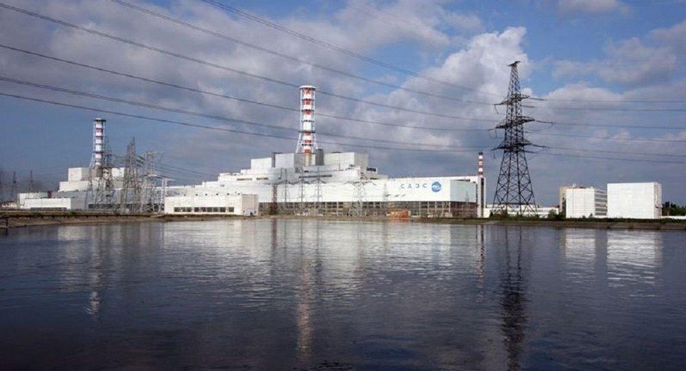 斯摩稜斯克市核電站(資料圖片)