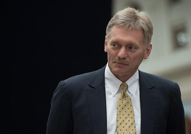 俄羅斯總統新聞秘書德米特里•佩斯科夫