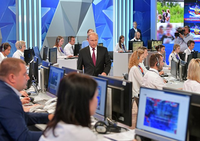 普京談及美國網絡襲擊俄能源系統:我們應該作出反應