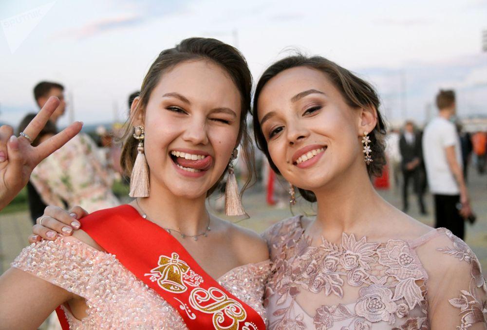赤塔中學生畢業典禮