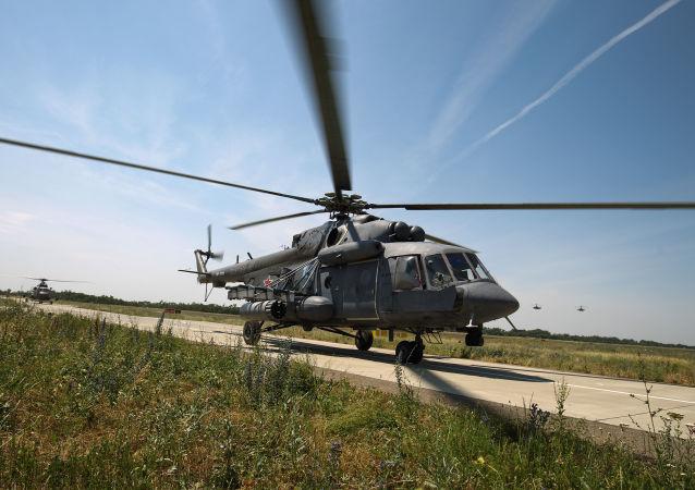 俄南部進行航空兵參與的軍事演習