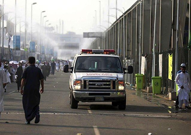 沙特救護車