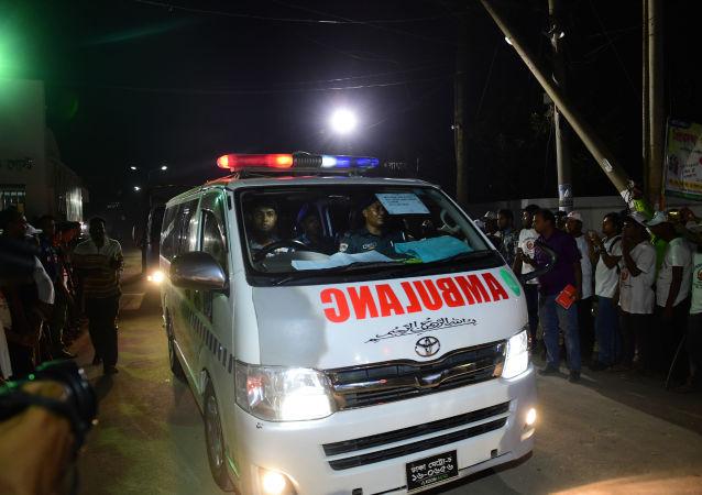 孟加拉國一工廠火災造成10人死亡30多人受傷