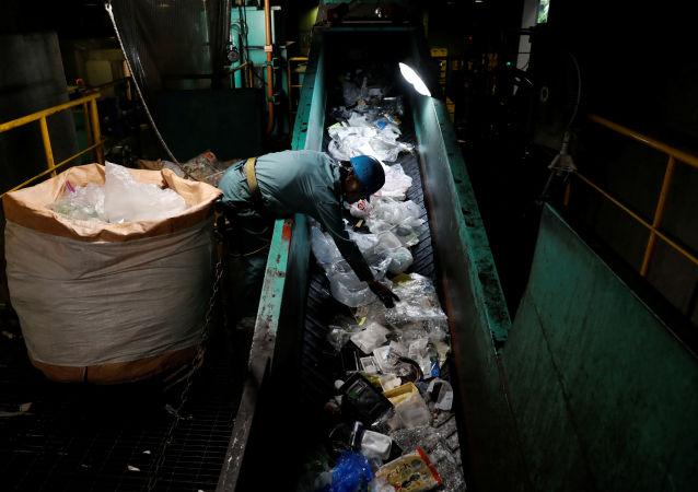 大阪為迎G20停用垃圾箱
