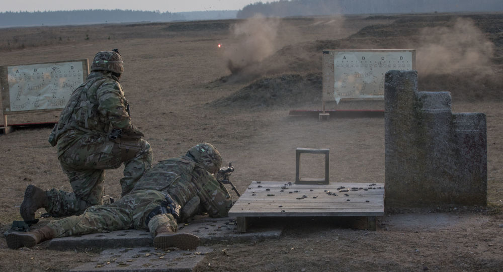 美國戰略司令部:在歐洲舉行的演習證實了該國核力量的戰備水平