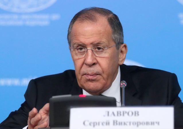 俄外長:俄羅斯希望盡快就遙感衛星群達成協議