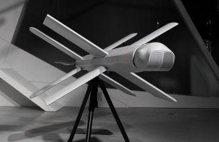 「柳葉刀」自殺式無人機
