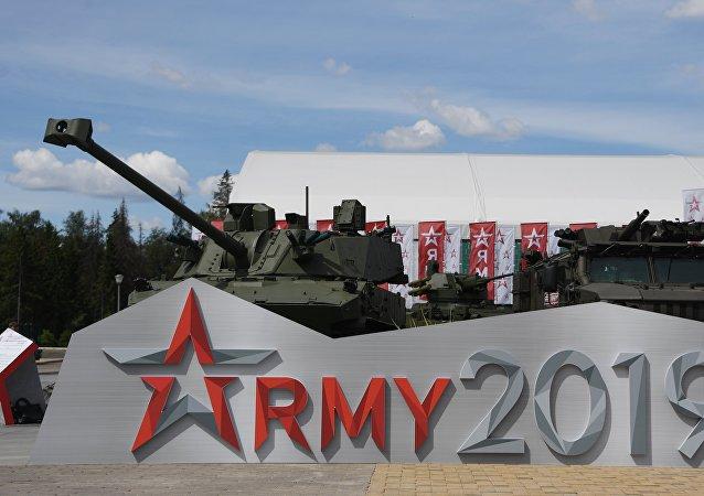中國20家企業參加第五屆「軍隊-2019」國際軍事技術論壇