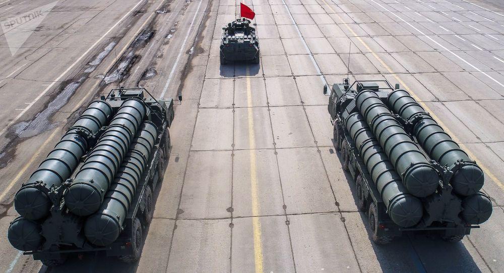 美代理防長稱今日他將與土耳其防長就供應俄S-400系統問題進行討論
