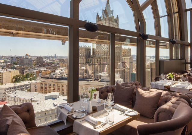 兩家俄羅斯餐廳進入世界20強