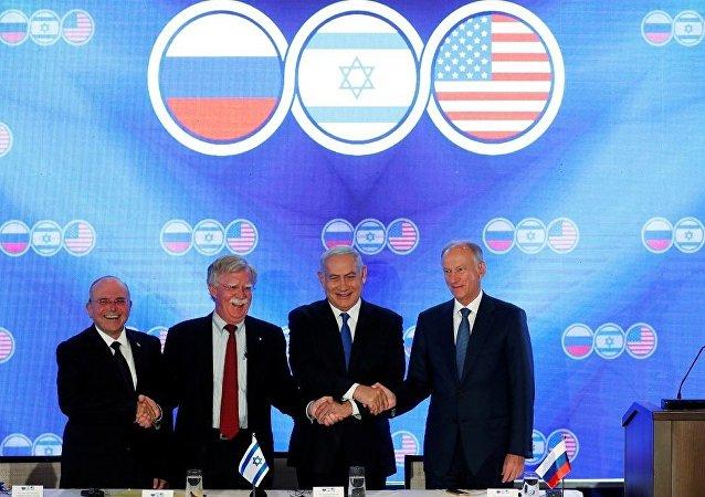 俄外交部:俄美以安全會議秘書會晤為普京與特朗普會談奠定基礎